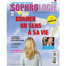 Magazine Sophrologie Pratiques Et Perspective
