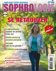 Dernier numéro Sophrologie Pratiques et Perspectives