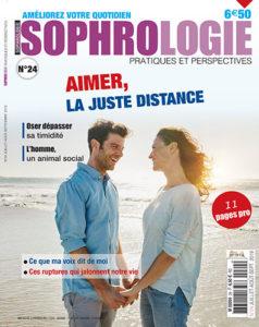 dernier numero de sophrologie pratiques et perspectives sur la relation amoureuse notamment
